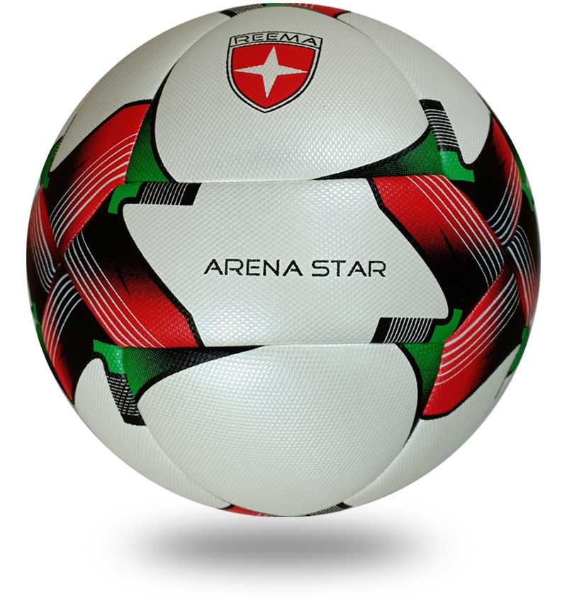 20 panel high quality match soccer ball Arena Star