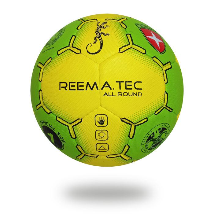All Round | Reematec Best Top Handball Green and Yellow