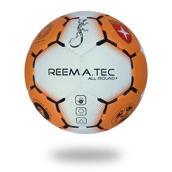 All Round Plus | Reematec Best Top Handball white and Light salmon