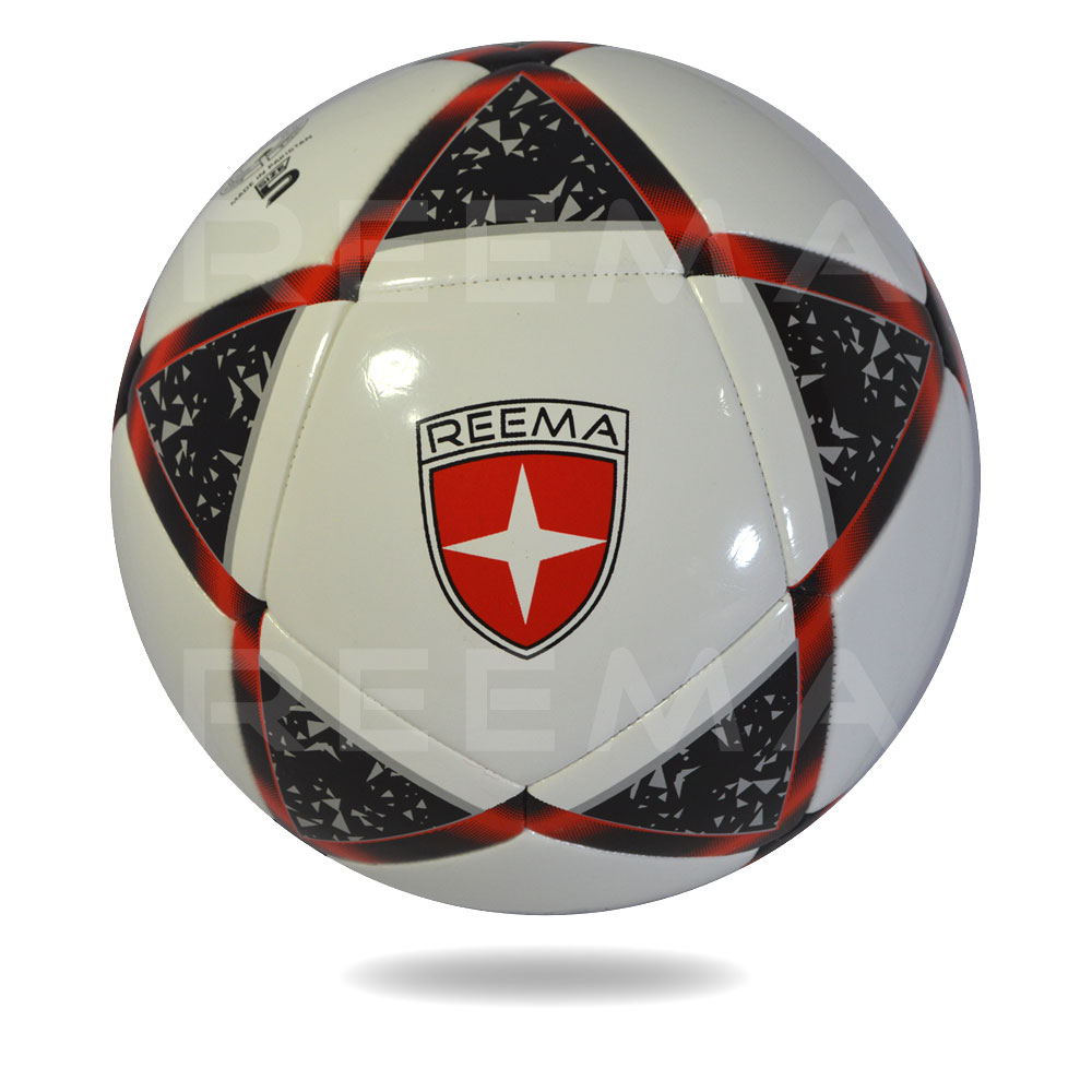 Atome 2020 | a star draw on white PU of soccer ball