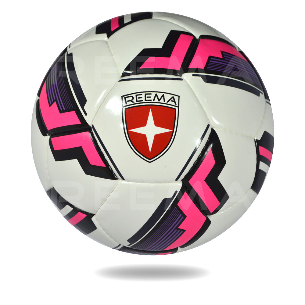 Brilliant 2020 |  white and hot pink color printing football