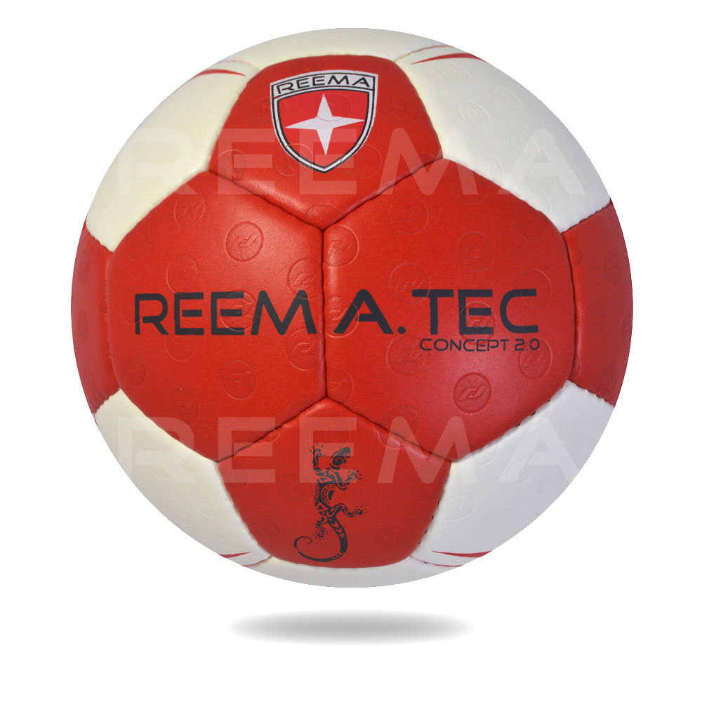 Concept 2020 | Reematec Best Top Handball white and Maroon