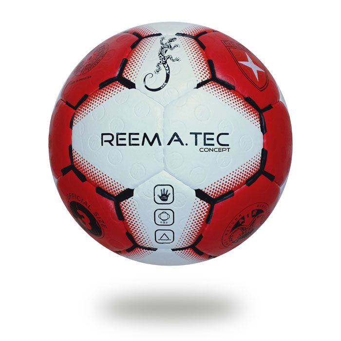 Concept | Reematec Best Top Handball white and Firebrick