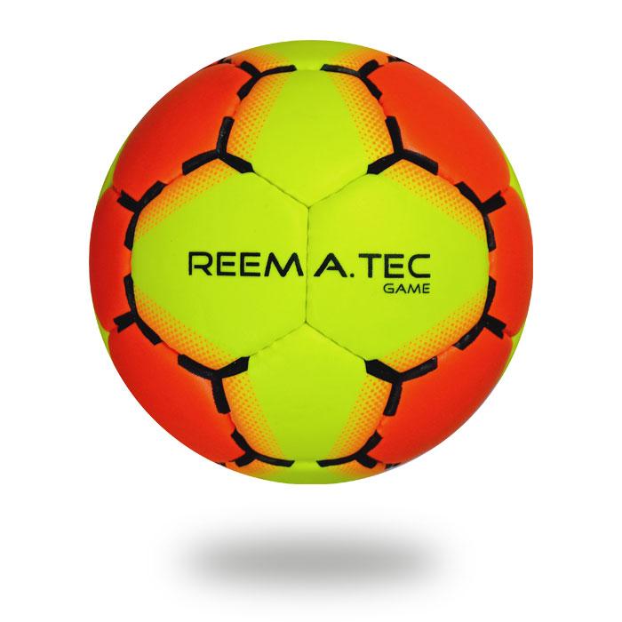 Game | Best Training handball Orange-Red and Green-Yellow