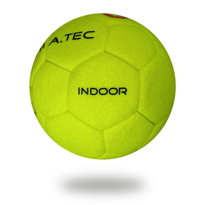 Indoor | light green best soccer ball for indoor players