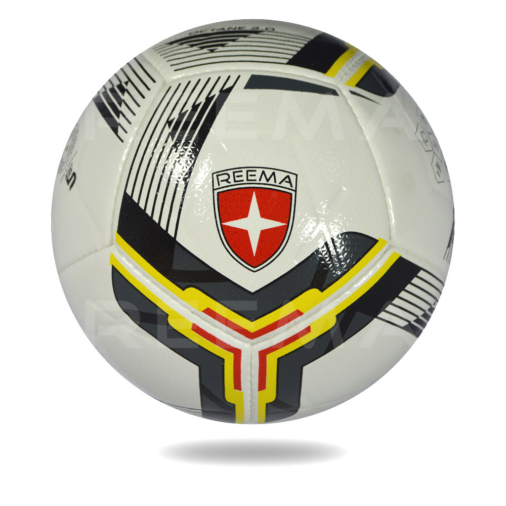 Octane 2020 | Hi solid PU material white black match soccer ball