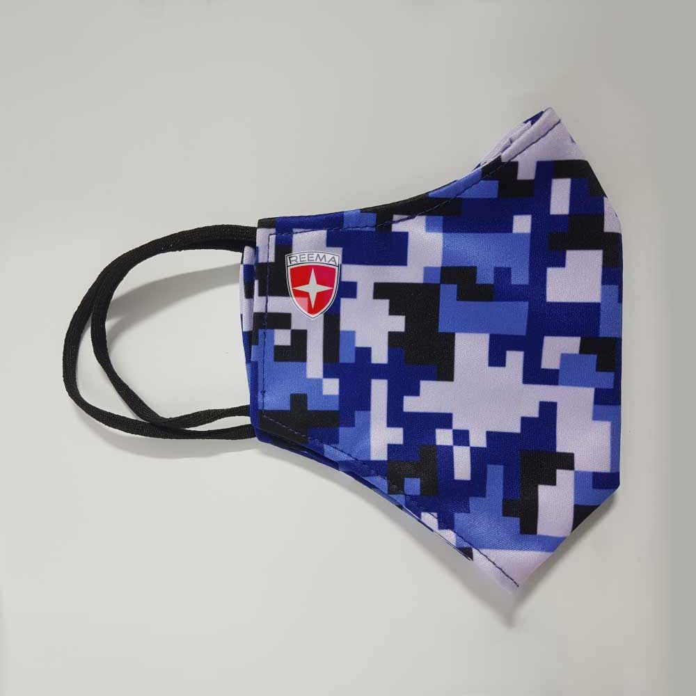 Pixel Puzzle Face Mask | For men and women Simple Face Cover