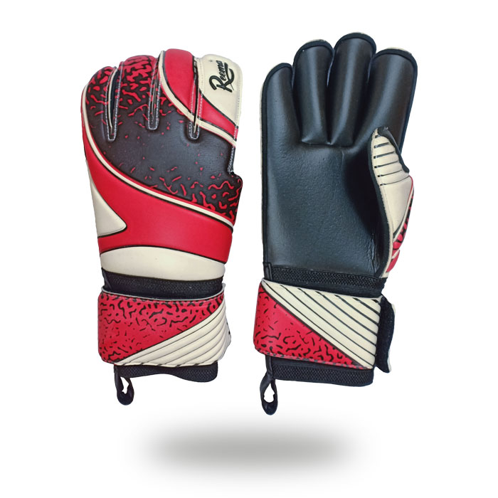 Strong Reflex Pro | Customize Goalkeeper Gloves red brown size 8 for Women