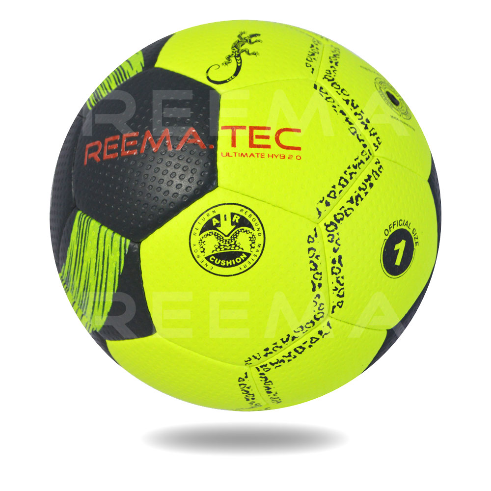 Ultimate Grip 2020 HYB | white color background light green and black handball