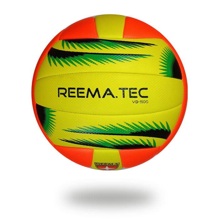 VB 500 | Match ball yellow and orange color volleyball