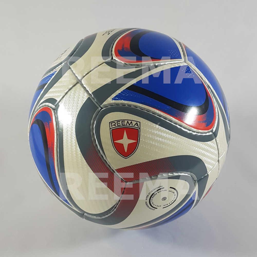 Volos |  use PU PV material football printed Medium blue
