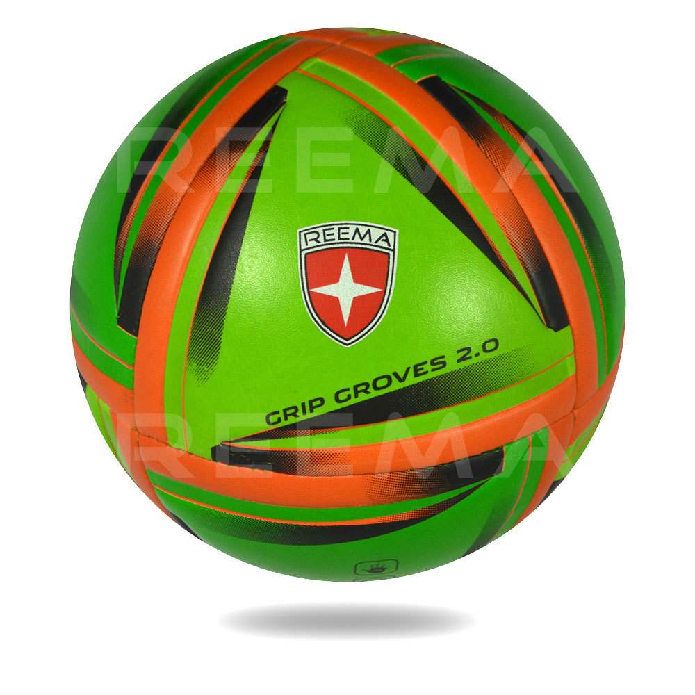 Grip Groves 2020 | Green handball red triangle draw