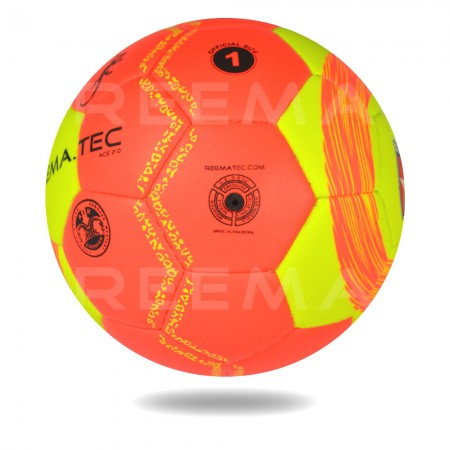 ACE 2020 | Most important tested handball orange Red