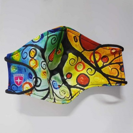 Abstract Art Face Mask| Special Colorful art design face mask