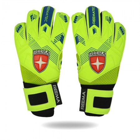 All Round | best color combination light and dark green goalkeeper glove