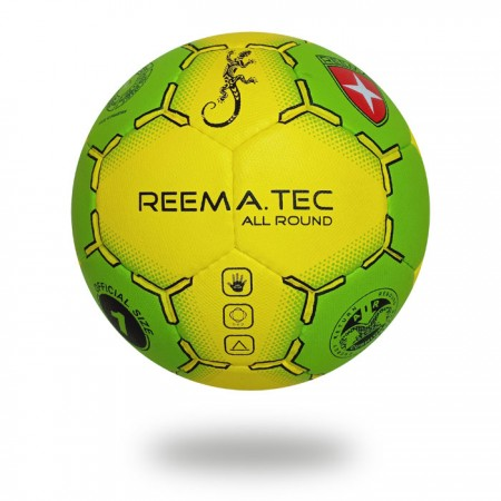 All Round | Reematec Best Top Hand ball Green and Yellow