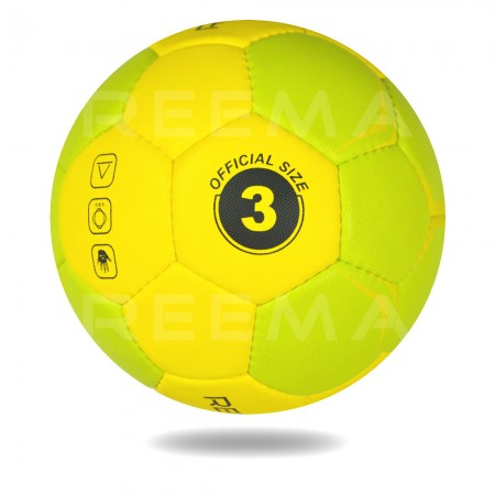 All Round 2020 |   parrot green and yellow color combination Hand ball for Training