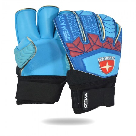 Aqua | strength grip 3 in one blue red black glove Pakistan