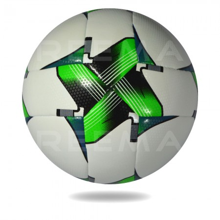 Arena Star 2020 | special design soccer ball for clubs using green and white color for boys
