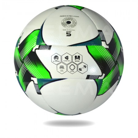 Arena Star 2020 | size 3 football special design multiplication with green and black for boys