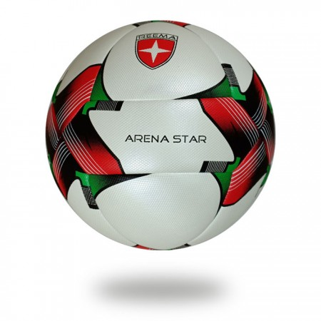 Arena Star | size 3 football special design multiplication with red and black