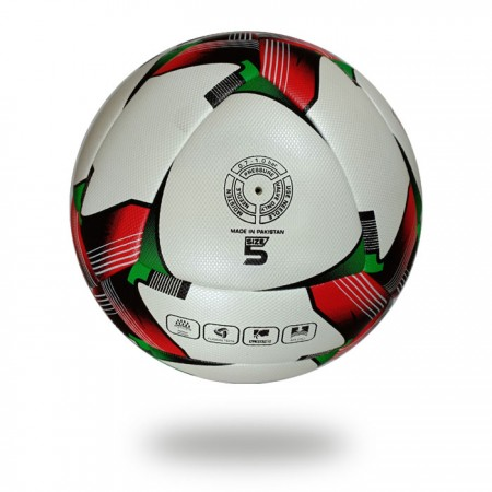 Arena Star | size 3 football special design multiplication with red and black for boys