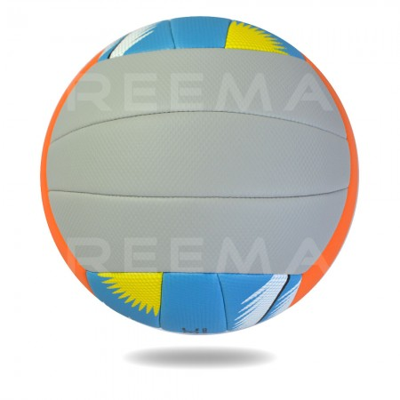 BV 500 2020 | Available in all size cool volleyball in gray and orange