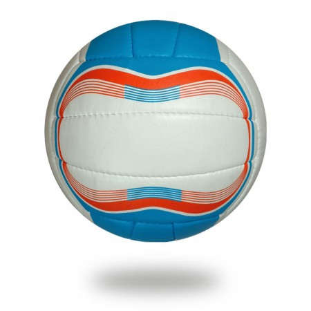 Beach Camp | customize style panels blue and white volleyball