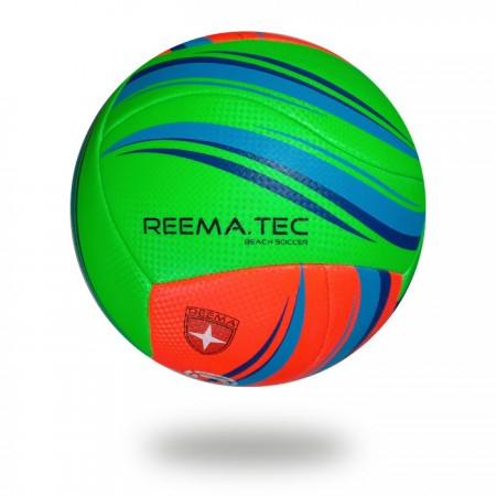 Beach Soccer | nice color green orange volleyball
