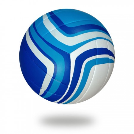 Beach Time |Navy and White ball with white background USA youth volleyball