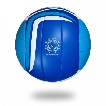 Beach Time | dark & light blue white volleyball for men