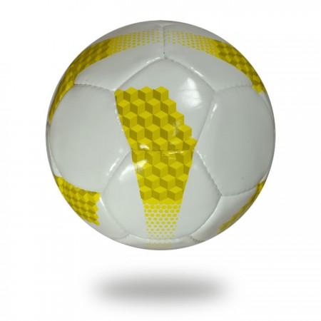Club | yellow white Reematec size 4 outdoor fun soccer birthday gift for men