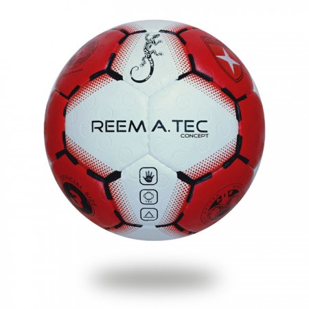 Concept | Reematec Best Top Hand ball white and Firebrick