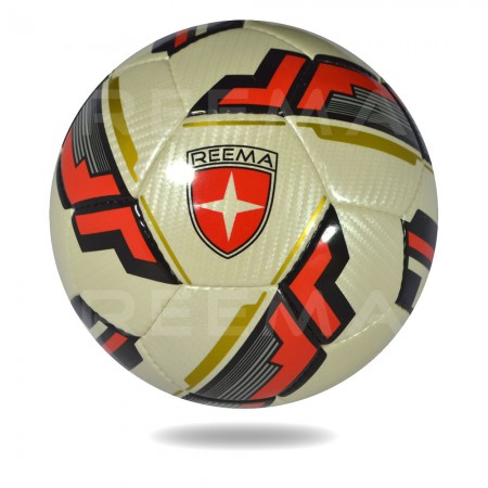 Diamond 2020 | FIFA Quality soccer ball gold and red color