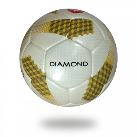 Diamond | school students match football white yellow