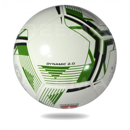 Dynamic 2020 | Machine stitched Soccer ball which is printed with forest green color