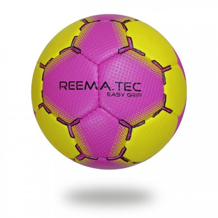 Easy Grip | Reematec Best Top Hand ball Magenta and Yellow