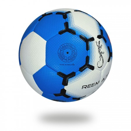 Easy Grip HYB | double color white and blue size 3 hand ball