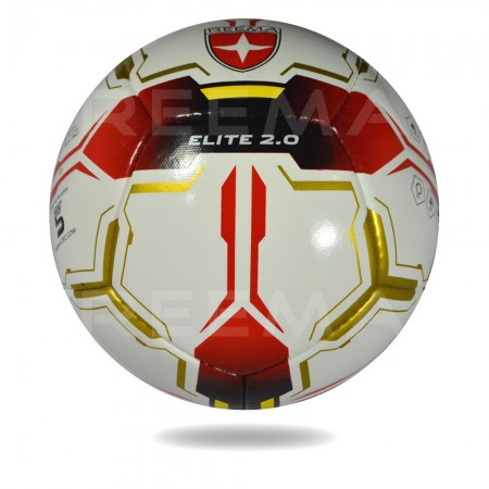 Elite 2020 | 12 panels white and gold color soccer ball