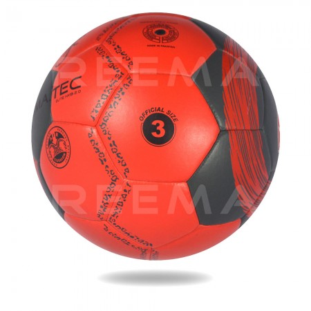 Elite-HYB 2020 | hand ball on white background with red and black PV