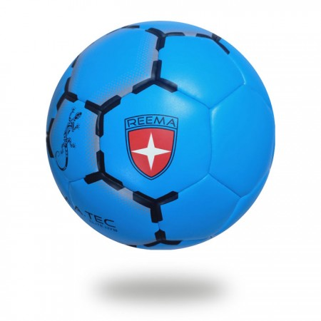 Elite HYB   Great grip for top competition deep sky blue handball