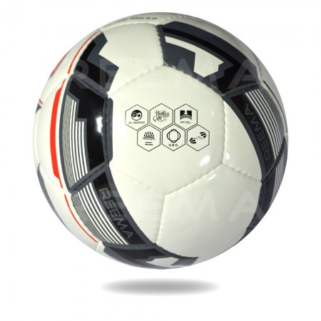 Futsal Pro 2020 | black and white lightweight soccer ball size 4 for youth