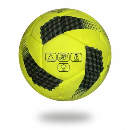 Indoor Pro | Ball reematec Indoor hand stitched Yellow Black Football store Futbol