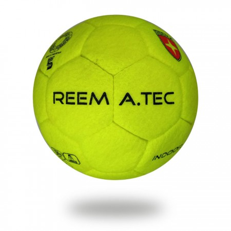 Indoor | Accounting to FIFA Quality size and wight football light green color