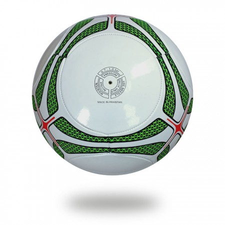 Leisure | green and white football use for promotional