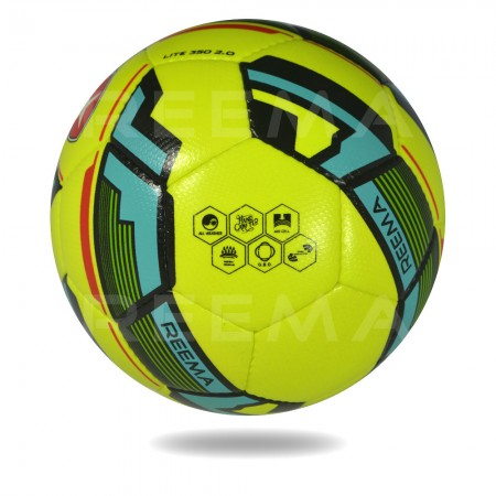 Lite 350 2020 | soccer ball used for a long time green/yellow soccer ball