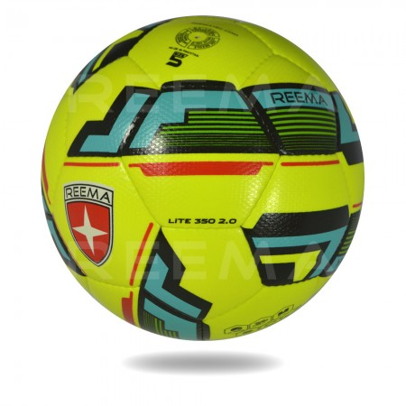 Lite 350 2020 | soccer ball green/yellow used for training
