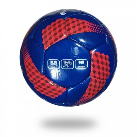 Long Life | Both men and women use white red soccerball