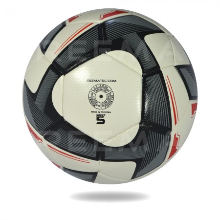 Magnum  2020 | Thermo Bonded White and black soccer ball