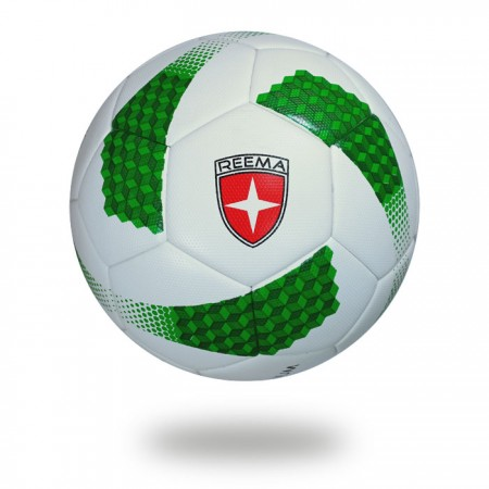 Magnum | Thermo Bonded White and green soccer ball